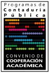 CONVENIO PROGRAMAS DE CONTADURÍA PÚBLICA